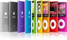 Apple iPod Nano und Shuffle Sonderposten - Demogeräte und erneuerte Ware