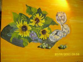 Foto 3 Aquarelle-und Ölbilder