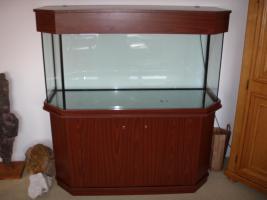 Aquarienkombination Panorama 370 L