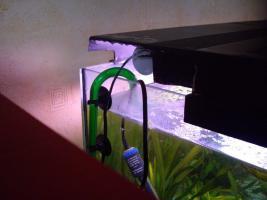 Foto 3 Aquarium von Juwel 160 Liter mit Abdeckung, Beleuchtung und Unterschrank