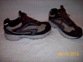 Foto 3 Arbeits-Sicherheits Schuhe mit Stahlkappen GR. 40