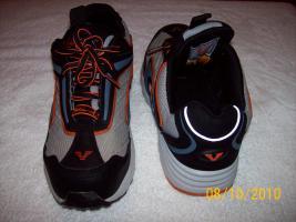 Foto 4 Arbeits-Sicherheits Schuhe mit Stahlkappen GR. 40