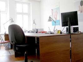 Arbeitsplatz in Bürogemeinschaft am Schlesischen Tor