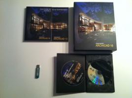 ArchiCad 15 Vollversion mit 1 Dongel Graphisoft