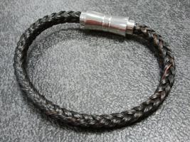 Foto 2 Armband aus Schweifhaar Ihres Pferdes