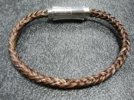 Foto 4 Armband aus Schweifhaar Ihres Pferdes