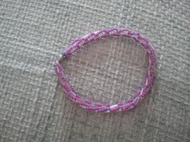 Armband pink-lila