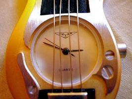Foto 3 Armbanduhr JAPAN MOVT Designer-Uhr, Uhr, Gitarre