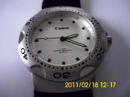 Armbanduhr   Canon