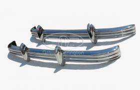 Armstrong Siddeley Sapphire 346 Stoßstangen