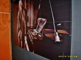 Foto 3 Art / Erotic XXL Bild - 4 teilig in SW..!! 1700 x 1100 mm !!