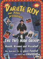 Artisten-Duo ''Trixi & Roy'' / Varieté ''ROY''