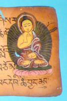 Foto 13 Asiatica, Tibet, Handschrift, Indien,