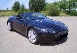 Aston Martin mieten - Aston Martin Vermietung