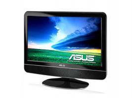 Asus 24 Zoll Widescreen TFT Monitor (24T1E / schwarz) + DVB-T