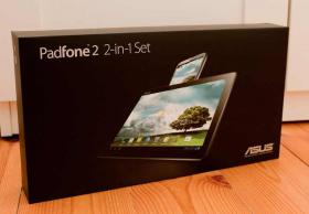 Foto 3 Asus Padfone 2 Neu OVP ohne Simlock!!!