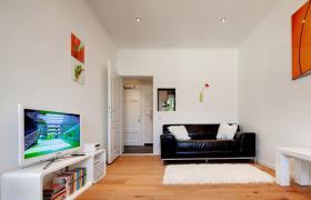 Attraktives möbliertes 1.0-Zimmer Appartement in München