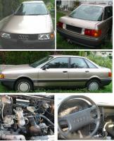 Foto 2 Audi 80 Anlasser, Lichtmaschine, Relais, Steuerung, Schalter, Innenlichter