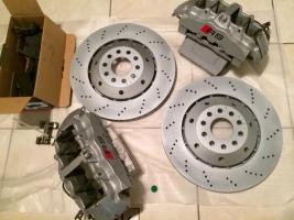 Audi RS6 Bremsanlage, 8 Kolben, 365mm, Brembo, RS4, A4, Porsche, A8, S8