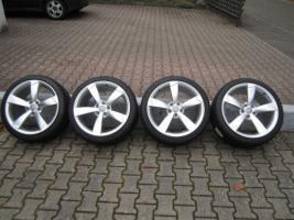 Foto 2 Audi TT TTS TTRS 8J 4x 19 Zoll Alukompletträder