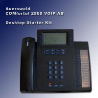 Auerswald COMfortel 2500 VOIP AB Desktop Starterkit