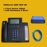 Foto 2 Auerswald COMfortel 2500 VOIP AB Desktop Starterkit