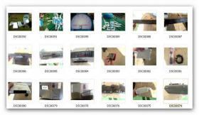 Auflösung Haushalt -> Videorekorder, ext cd brenner, drucker mit batterie, anrufbeantworter uvm