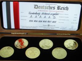 Foto 5 Auflösung Münzsammlung Deutsches Reich