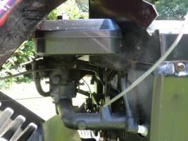 Foto 10 Aufsitzmäher  EK.Powertrac mit 16 PS ,2 Zylinder Boxermotor