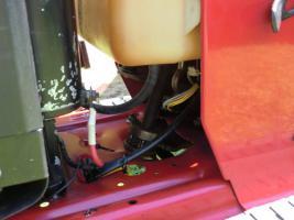 Foto 12 Aufsitzmäher  EK.Powertrac mit 16 PS ,2 Zylinder Boxermotor