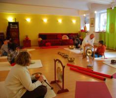Foto 14 Ausbildung, Klangtherapie, Klangmassage, Seminare Gong,