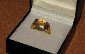 Foto 2 Ausgefallener Designer-Ring von 'Antonini'