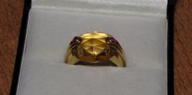 Foto 3 Ausgefallener Designer-Ring von 'Antonini'