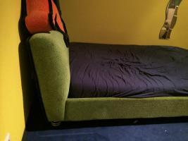 Foto 4 Ausgefallenes Keith Harring Bett der Kultmarke Bretz 1,40m