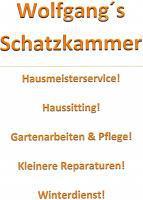 Aushilfe oder Subunternehmer für Hausmeistertätigkeiten & Winterdienst gesucht.