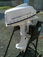 Foto 3 Aussenborderumrüstung, Lithium Akkus, elektrische Bootsmotoren