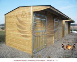 Foto 2 Außenboxen, Pferdeboxen, Paddock, Innenboxen, Stalltüren und Tore Weidehütte