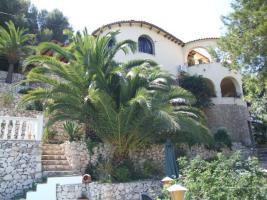 Außergewöhnliche Villa in Benissa an der Costa Blanca