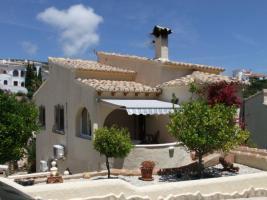 Au�ergew�hnliche Villa mit Meerblick in Moraira an der Costa Blanca