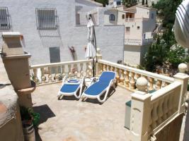 Foto 3 Au�ergew�hnliche Villa mit Meerblick in Moraira an der Costa Blanca