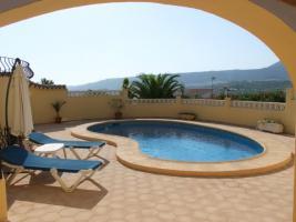 Foto 2 Außergewöhnliche Villa mit Pool in Benitachell an der Costa Blanca