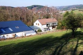 Aussiedlerhof, mitten im Saarland