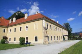 Foto 2 Ausstellungsräume für Kunst, Kultur im Schloss Neuberg, Stmk