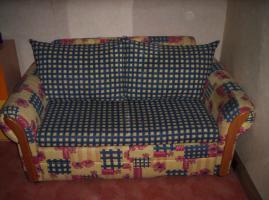 Foto 3 Ausziehbares Sofa - Bett