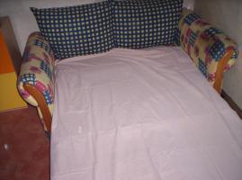 Foto 4 Ausziehbares Sofa - Bett