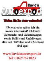 Auto Ankauf von PKW & KFZ & Autoexport 0162-7671823