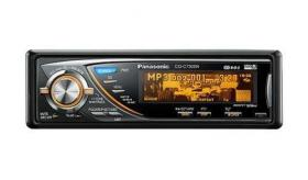 Auto-CD-Receiver, Panasonic, »CQ-C7305N«