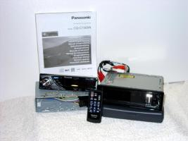 Foto 2 Auto-CD-Receiver, Panasonic, »CQ-C7305N«