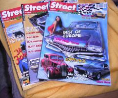 Foto 3 Auto und Motorradmagazine Chrom&Flammen, Hot Car, Wheels usw.