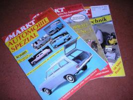 Foto 5 Auto und Motorradmagazine Chrom&Flammen, Hot Car, Wheels usw.